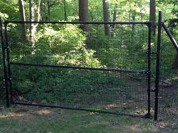 Non Electric Pet Playgroundz Dog Fence Kits Installation Dog Fence Diy Dog Fence Landscape Plans