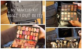 professional makeup kit mac saubhaya