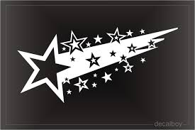 Stars Decals Stickers Decalboy