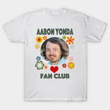 Aaron Yonda Fan Club - Aaron Yonda - Camiseta   TeePublic MX