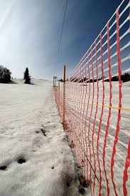 154 Plastic Snow Fence Stock Photos Pictures Royalty Free Images Istock