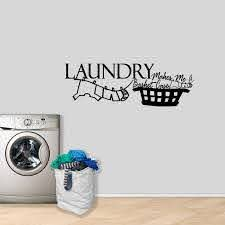 Decals Stickers Vinyl Art Home Garden The Laundry Room With Bubbles Vinyl Wall Quote Decal Usa Adrp Fournitures Fr