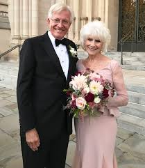 At 81, Diane Rehm is once again a blushing bride - The Washington Post