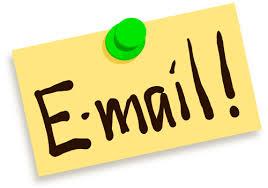 Thumbtack note email | Public domain vectors