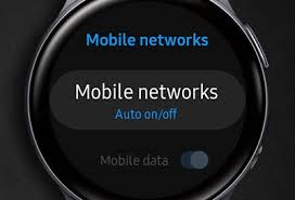 lte service for your samsung galaxy watch
