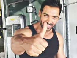 john abraham shares gym tips