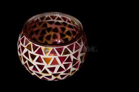 craft tealight candle holder bowl