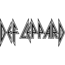 Def Leppard Decal Sticker Def Leppard Band Thriftysigns