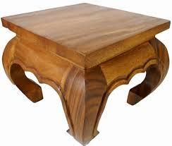 furniture teak wood coffee table