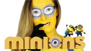 deable me minion makeup tutorial