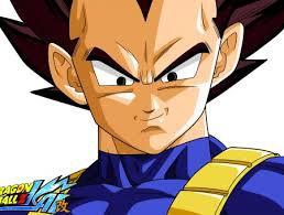 vegeta from dragon ball z kai