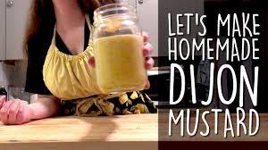 y dijon mustard with mustard seed