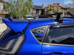 American Flag Rear Window Decals 2013 18 Ford Fiesta St Tfb Designs
