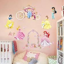 Disney Princess Wall Stickers The Treasure Thrift