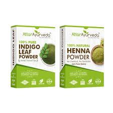 natural dye for black hair henna