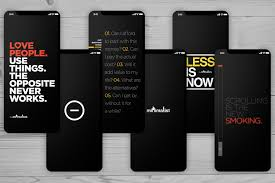 minimalist screens free wallpapers for