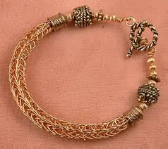 viking knit how to make jewelry now