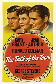 The Talk of the Town (1942) - IMDb