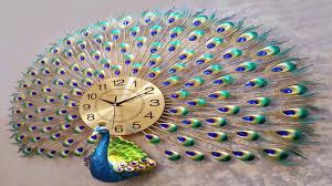 ساعات حائط رقيقة جدا ساعة جدارية روعة Beautiful Wall Clocks