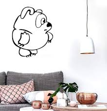Wall Stickers Vinyl Decal Winnie The Pooh Bear For Children S Room Uni Wallstickers4you