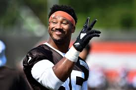 Cleveland Browns inching closer to contract extension with Myles Garrett -  Dawgs By Nature