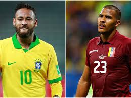 Brasil vence a Venezuela por 1 a 0, e segue na liderança
