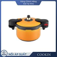 Nồi áp suất bếp từ Cookin IPC500 estorevn
