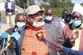 Kesses MP Distributes foodstuffs worth Sh 30 million to the electorates –  Vipasho News