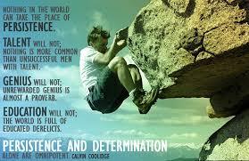 quote tentang persistence dan determination calvin coolidge