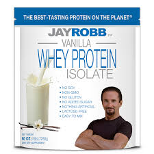 whey protein isolate jay robb protein