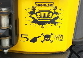 Five Finger Death Punch Decal