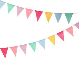 Amazon Com 12 Multicolor Flags Imitated Burlap Bunting Banner Pastel Rainbow Decor Fabric Triangle Flag For Party Birthday Wedding Kids Room Classroom Decoration Toys Games