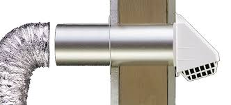 install a dryer vent on a stucco wall