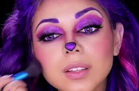 cat makeup for the style