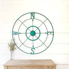 Nautical Compass Wall Decor Wayfair