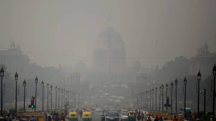 """Image result for Air Pollution in Delhi Spikes as Deadly Smog Envelops City"""""""
