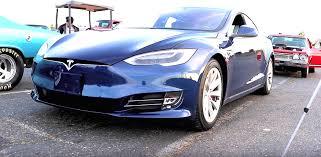 Refreshed Tesla Model S Performance ...