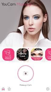 youcam makeup beauty app