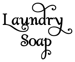 Buy Laundry Soap 5 X 4 Vinyl Decal Sticker Laundry Room Washer 20 Color Options For Only 5 At Minglewoodtrading Com