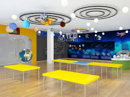 China Entire Preschool Daycare Design Science Room Kids Furniture Set China Daycare Design Preschool Furniture