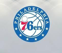Philadelphia 76ers Logo Wall Decal Nba Sports Sticker Decor Color Vinyl Cg823 Ebay