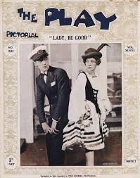 Fred and Adele Astaire Lady Be Good The Play - Flashbak