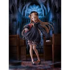 Fate/Grand Order 1/7 Scale Pre-Painted Figure: Foreigner/Abigail ...