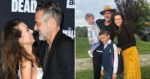 """Jeffrey Dean Morgan & Hillary Burton Share Such a Strong Bond That He  Delivered His Babies Himself 