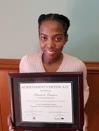 Jamaican student makes history at Brandon University — Ron Fanfair