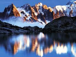 mont blanc 1 mounns nature