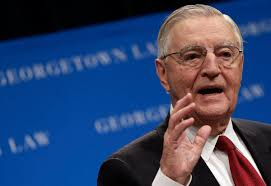 Former Vice President Walter Mondale released from hospital after flu  treatment - New York Daily News