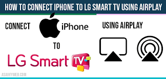 iphone to lg smart tv using airplay