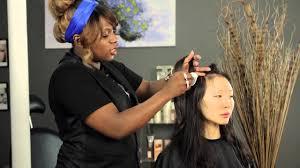 removing hair bonding glue