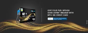 bpcl sbi credit card privileges